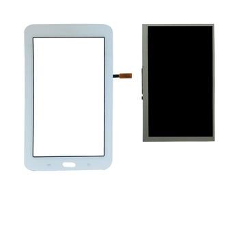 Per Samsung Galaxy Tab 3 Lite SM-T110 T113 T113NU Dispaly LCD + Touch Screen Digitizer Strumenti Gratuiti 740740 Store