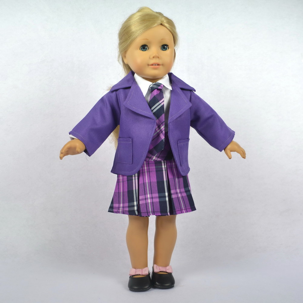 Doll Clothes Fits 18-1010