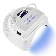 Беспроводная портативная лампа Cappucci для ногтей с аккумулятором, портативная светодиодсветодиодный Сушилка для ногтей, Профессиональная УФ светодиодсветодиодный сушилка для геля