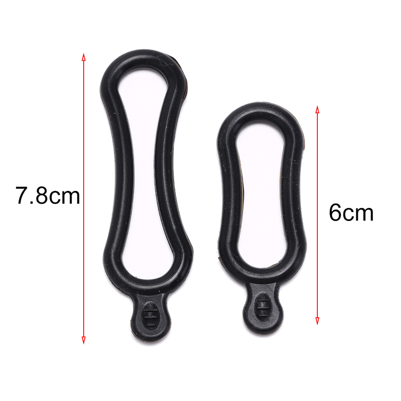 10PCS O-Ring Rubber Sealing Kit For Bicycle Light Headlamp Installation Mount EC