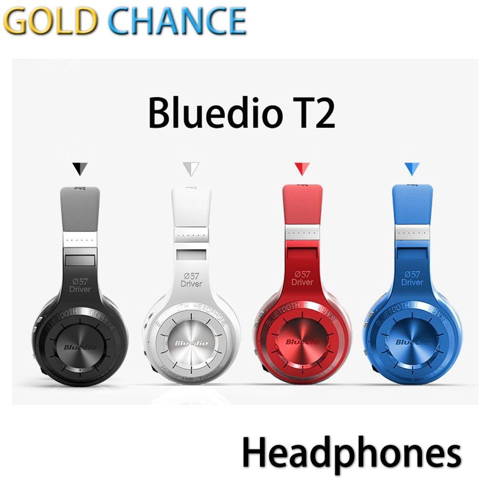 ФОТО Bludio bluedio T2 turbo Multifunction Stereo Bluetooth Headset noise canceling wireless Headphones With Mic High Bass Quality