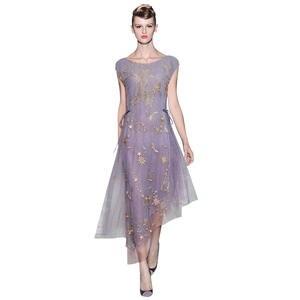 7188100242e boho long 2018 Vintage Casual maxi dresses women clothing