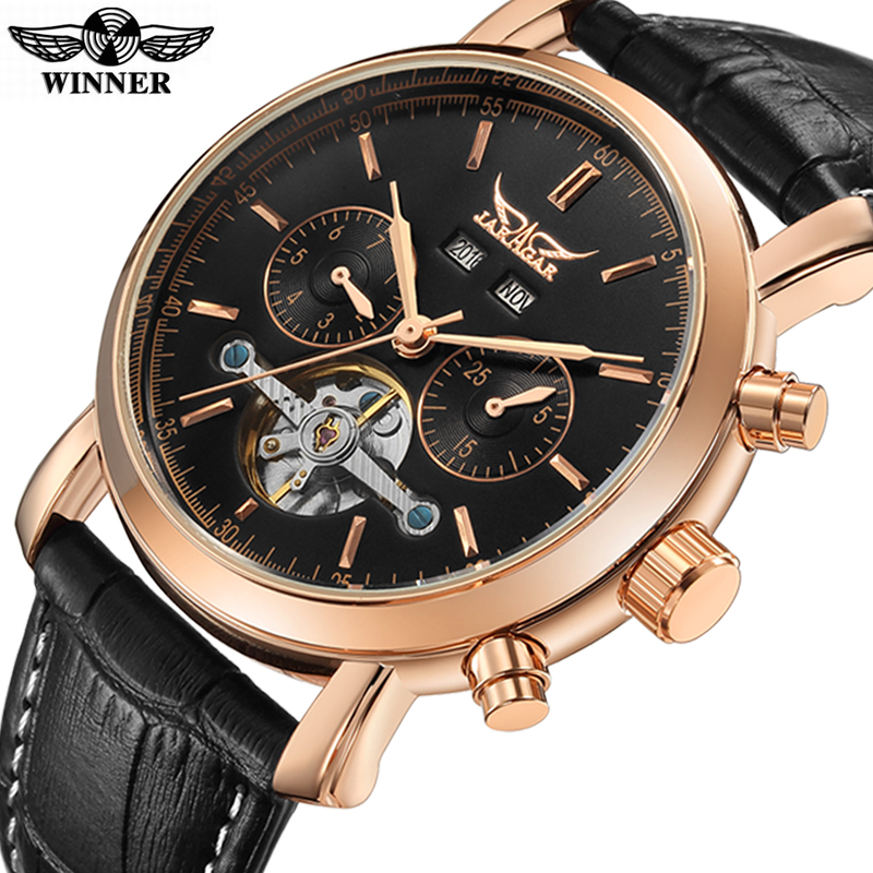 Men Watch Top Luxury Brand Watch Men Skeleton Automatic Mechanical Watch Army Military Fashion Sport Watch relogio masculino 2016 luxury brand luxury sport men automatic skeleton mechanical military watch male watch business casual leather watch