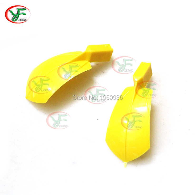 クレーンゲーム機アクセサリー爪部品プラスチック部品黄色