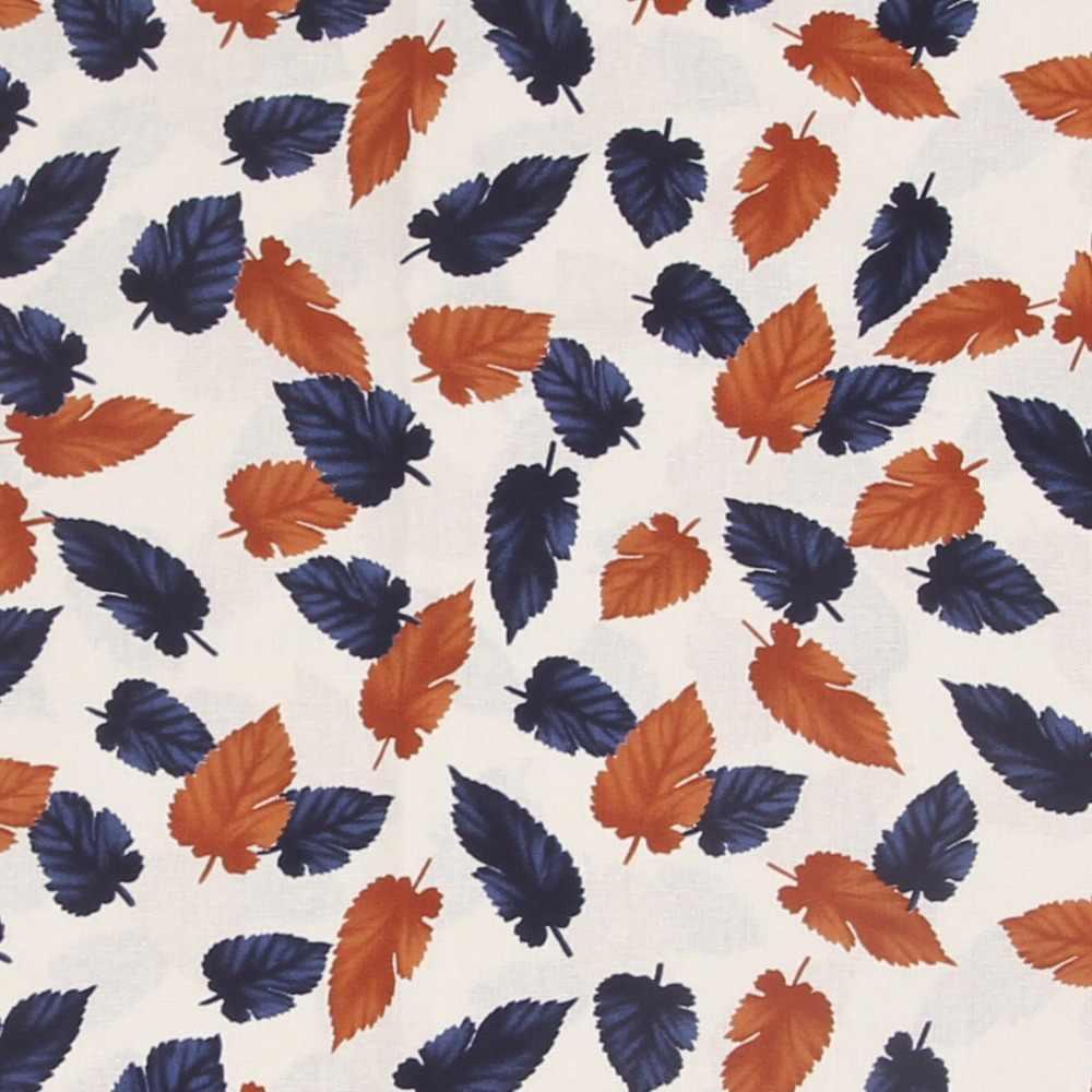 HLQON 100% raso di cotone stretch beige Caduto foglie di tessuto per le donne cucire abbigliamento tappezzeria del tessuto abito da sposa