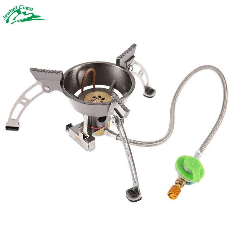 BRS-11 Haute qualité Coupe-Vent en plein air poêle brûleur à gaz cuisinière de camping pique-nique barbecue randonnée équipements Four Chauffe-Trépied