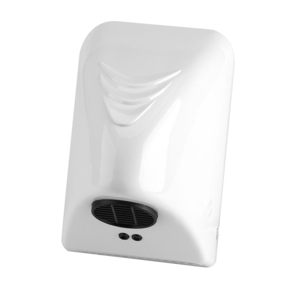 2 x Useful Hotel Automatic Infared Sensor Hand Dryer Bathroom Hands Drying Devic