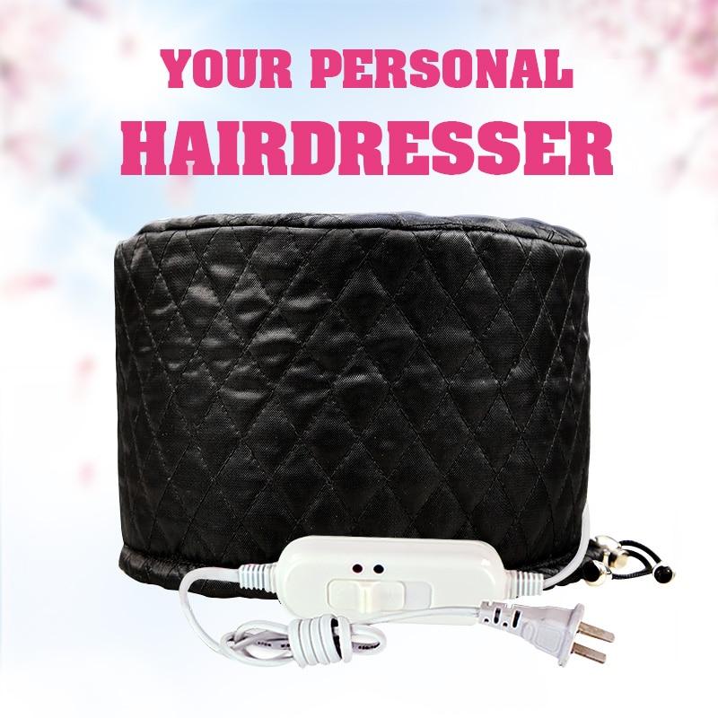 aquecimento electrico filme nutritivo cabelo cap cap 01