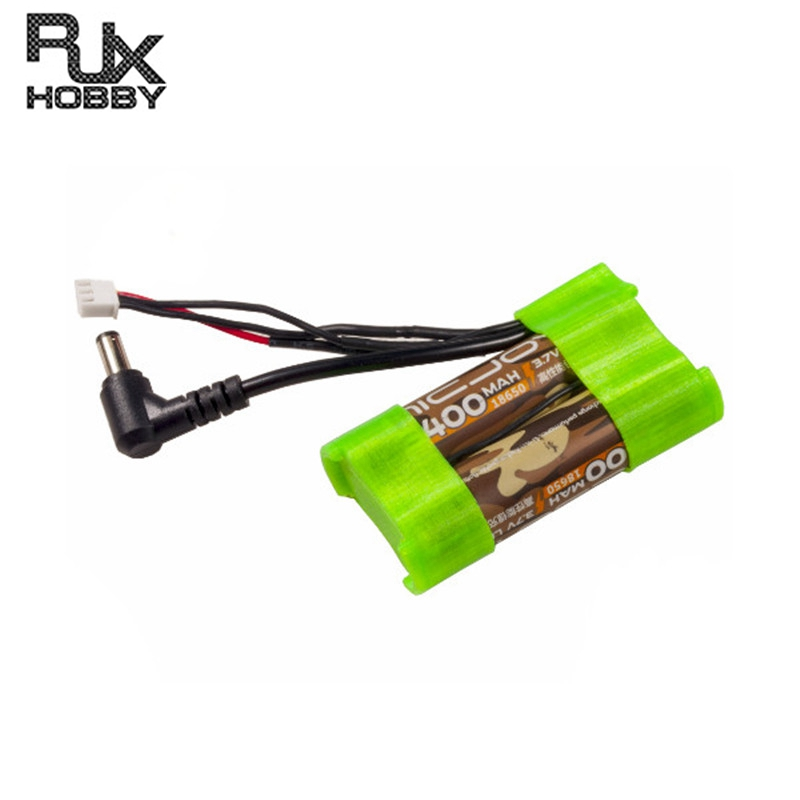 RJX Large Capacity Battery Cover Shell for FATSHARK Glasses Goggles V3 HD HD2 HD3