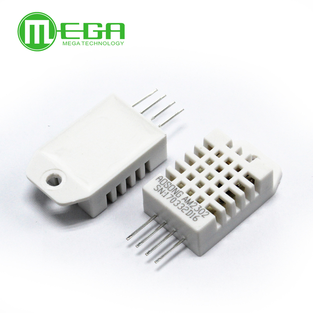 1pcs DHT22 digital temperature and humidity sensor Temperature and humidity module AM2302 replace SHT11 SHT15 Free shipping