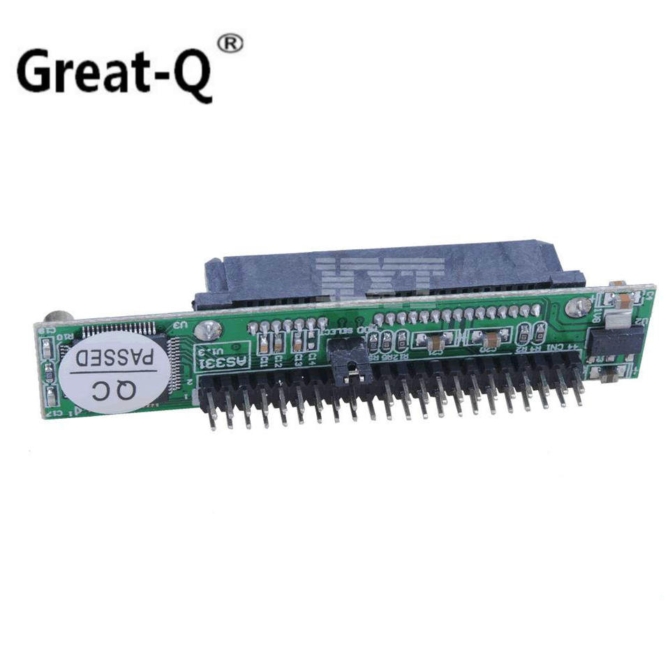 2 5 44pin ide hdd drive male to 7 15pin female sata adapter computer cables connectors aliexpress aliexpress