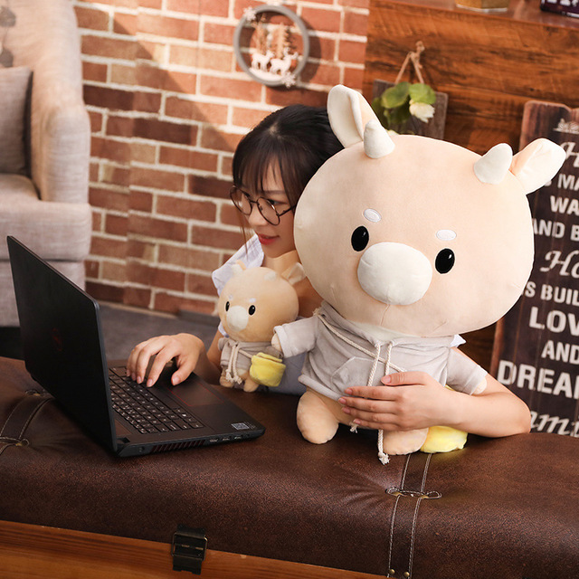 1pc 30/60cm TV Lovely Whats Wrong With Secretary Kim Hard Cow Doll ...