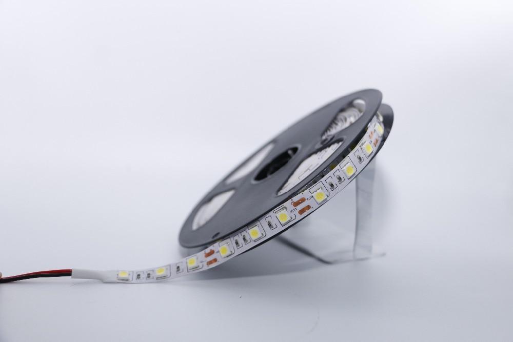 HTB1 ecGXdfvK1RjSszhq6AcGFXah DC12V 1/2/3/4/5M 5050 SMD RGB LED Strip Light Waterproof Led Tape flexible Strip Light 60Leds/m Tira Home Decor Lamp Car Lamp
