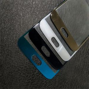 Image 2 - 10 개/몫 OEM / AAA 새로운 S6 G920 교체 전면 외부 화면 유리 렌즈 삼성 S6 터치 스크린 패널 디지타이저