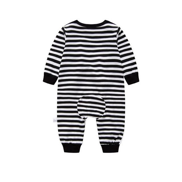 2019 baby autumn spring cotton cartoon Penguin style boy clothes newborn baby girl clothing infant  jumpsuit for baby clothes 3