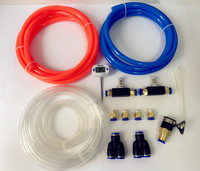 Free Shipping 1/4 Male Thread Of Cooling Water System For Home Brewing,Pneumatic Parts And Hoses