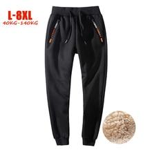 Pantaloni Pantaloni Elastico 8XL