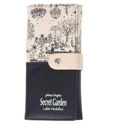 2018 Новый Классический женский кошелек кожаный длинный женский кошелек изменение Засов кошелек клатч деньги монета визитницы кошельки Carteras