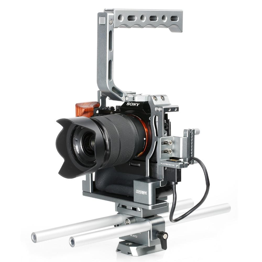 Kit de jaula profesional Sevenoak SK-A7C2 Pro para cámaras Sony A7 - Cámara y foto - foto 3