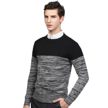 2017 Men Sweater Knitted Patchwork Sweater Men Casual Pullover Men Slim Fit O Neck Winter Autumn Pull Homme Sweaters