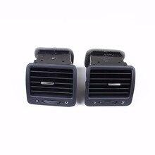 цена на 2pcs Black Front Left & Right Automotive Air Conditioning Cold Air Vent For VW Jetta Golf MK5 Rabbit 1K0 819 703     1K0 819 704