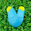 Full Length Correction Insole For Flat Feet Orthopedic Arch Support Orthotic PU Kids Insole