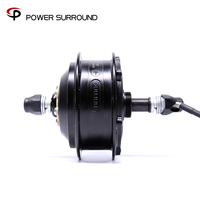 Promotion 36V250W SWXH 8Fun/Bafang Brushless Geared Hub Motor Rear Wheel Disc brake electric wheel powerful electric bike