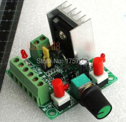 Stepper Motor Driver Controller Speed Regulator Pulse Signal Generator Board