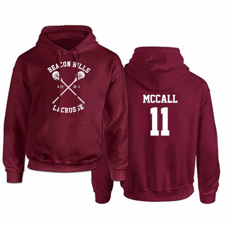 HTB1 egaOpXXXXbzXFXXq6xXFXXXL - Beacon Hills Lacrosse TeenWolf Stiles Stilinski hoodies