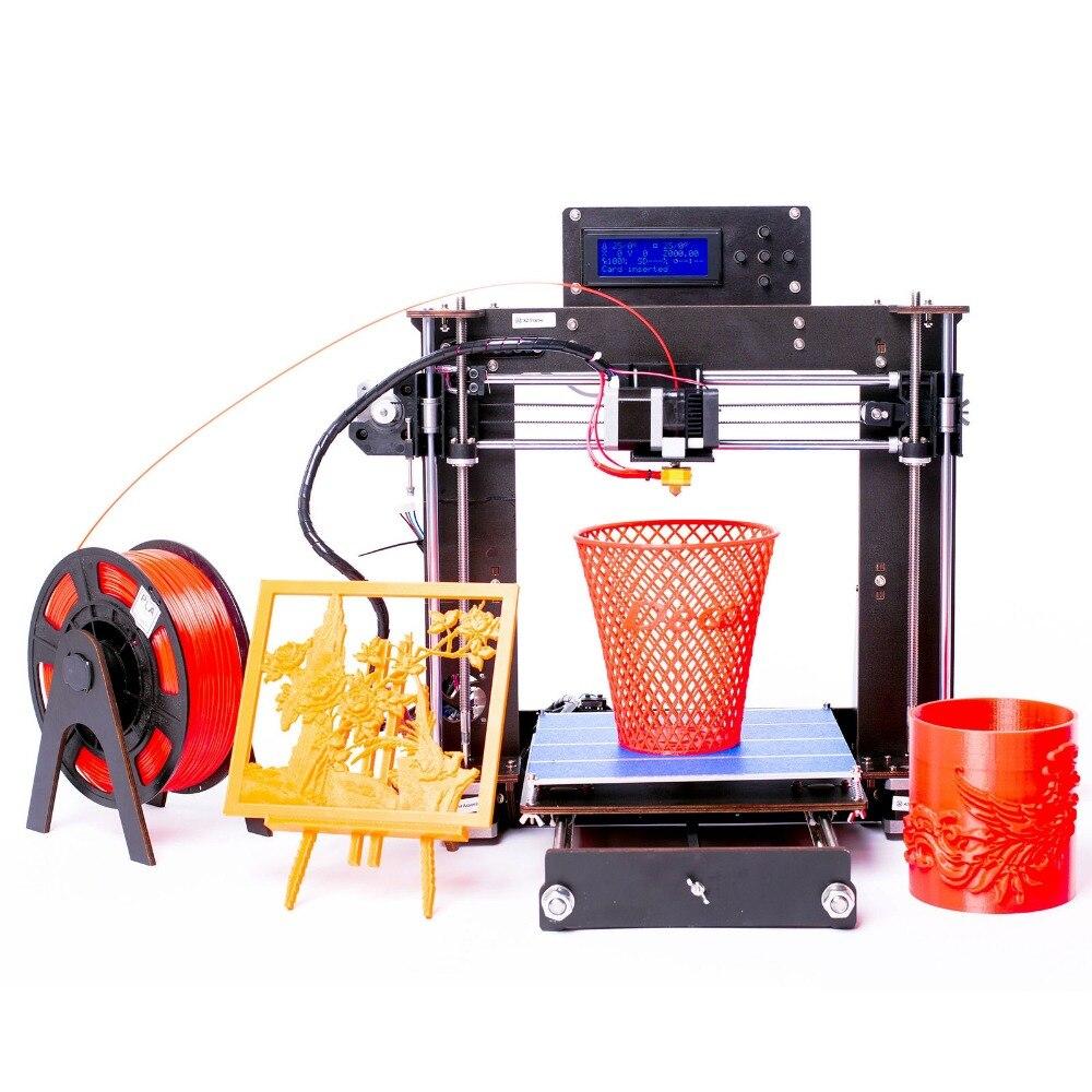 Impressora 3d 3D Printer Reprap Prusa I3 MK8 DIY