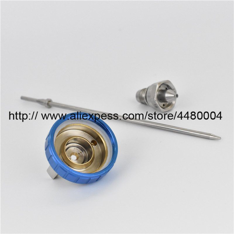 W101 Spray Gun Nozzle W-101 Air Paint Gun Nozzle,1.0/1.3/1.5/1.8mm,Japan Made, W 101 Nozzle Kit Free Shipping