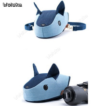Fancy Puppy camera bag For DSLR Camera N/C 200D 750D 760D D5300 Photo accessories CD50 T10(China)