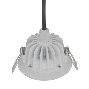 Image 3 - 4 ชิ้น Driverless 5 วัตต์ 7 วัตต์ 9 วัตต์ 12 วัตต์ 15 วัตต์ 18 วัตต์ 20 วัตต์ 30 วัตต์ LED ดาวน์ไลท์ AC 110 โวลต์ 220 โวลต์ IP65 ห้องน้ำกันน้ำ LED โคมไฟเพดานจุด