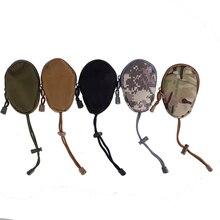 1 шт., новинка, мужские кошельки, мини, EDC, кошельки для ключей, держатель, маленький карман, брелок на молнии, чехол, на выход, сумка, военная армейская сумка