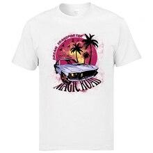Great Tshirts Mens Clothing Leisure White Fashion Tops T Shirts Dream Transporter Magic Road Car Styling Cool T-Shirts
