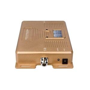 Image 5 - Dual Band 800/900MHz mobil sinyal güçlendirici 2G 4G cep telefonu amplifikatör 2g 4g sinyal tekrarlayıcı sadece güçlendirici + adaptörü ev kullanımı için