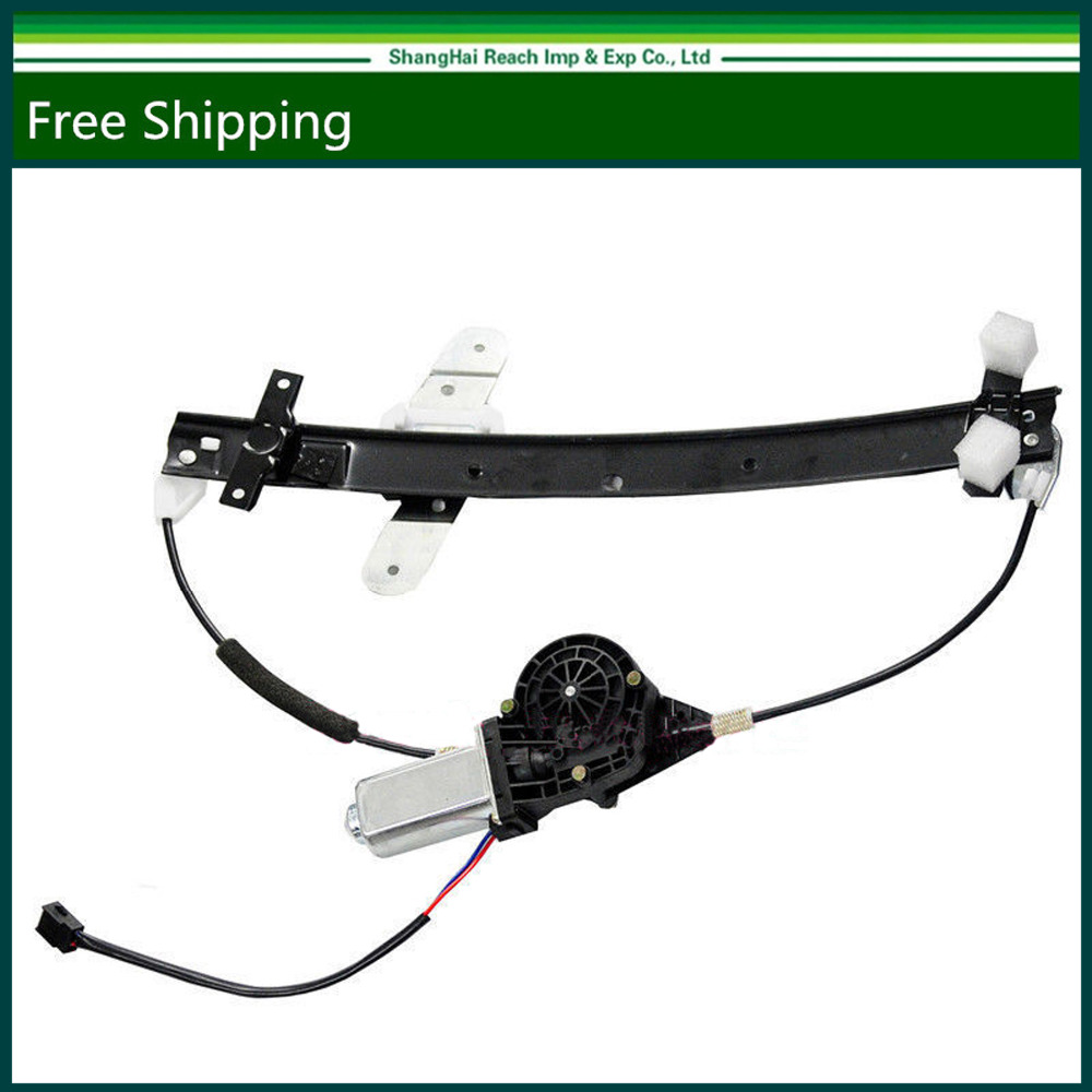 Front Driver Side Window Regulator w/Motor For Ford Crown Victoria Mercury Grand Marquis OE#: 1W7Z 5423209 AA/3W7Z 5423209 AA