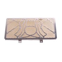 Radiator Grille Guard Cover Fits Kawasaki ER6N/F 2012 2013 2014 Motorcycle Gold