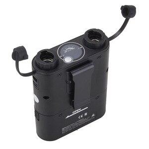 Image 3 - Kit batterie Flash Speedlite noire Kit PB960 4500 mAh + câble de PB USB pour Nikon canon Yongnuo Godox Flash Speedlite Sony