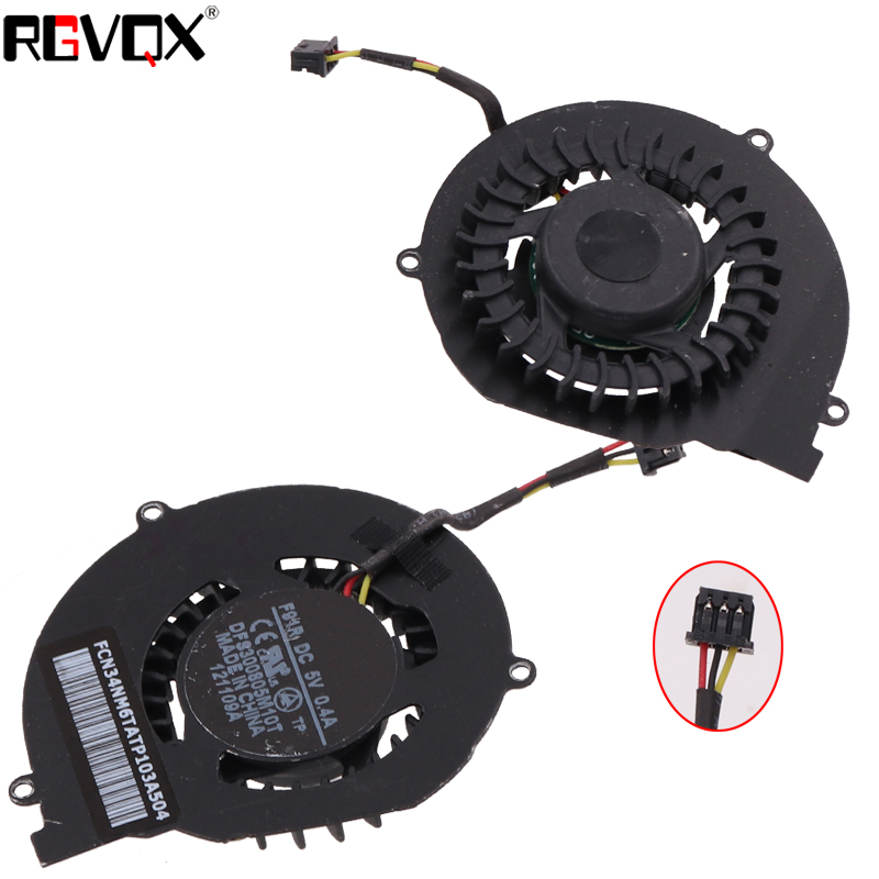New CPU Cooling Fan For HP MINI 210-1100 210 210-1000 DFS300805M10T F91R Laptop