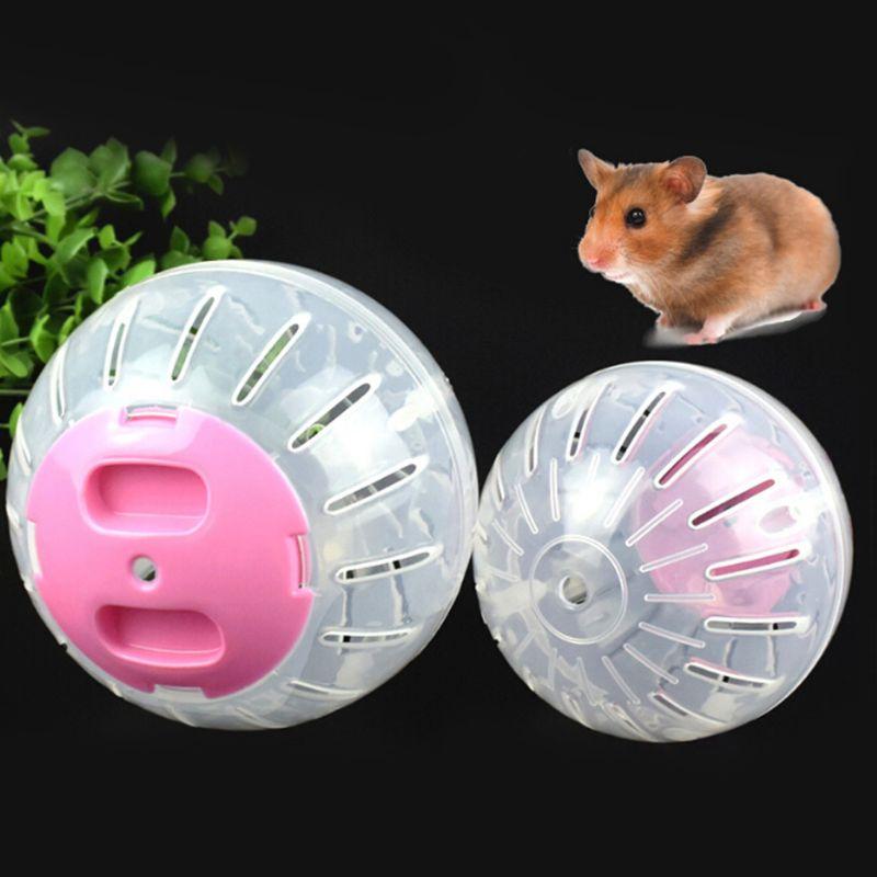 Hamster Running Exercise Wheel Ball Lovely Small Animal Chinchillas Rat Mice Playground font b Pet b