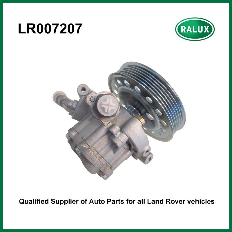 LR007207 LR003776 3.2L petrol Car Power Steering Pump for LR2 Freelander 2 2006- auto power turning pump Chassis parts supply