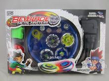 4pcs set Beyblade Arena Spinning Top Metal Fight Beyblad Beyblade Metal Fusion Children Gifts Classic Toys