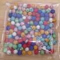 Freeshipping Grau AA 50 pc lot 10mm 6 Fileira De Cristal Bola do Disco Shamballa Beads caber shamballa pulseira 16 cores pick