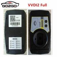 100% Оригинальный Xhorse VVDI2 V4. VVDI2 полная версия командир ключевые программиста для VW/Audi/BMW/Porsche VVDI2 VVDI2 Ключевые программист
