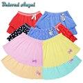 Модная юбка-пачка для маленьких девочек, детская мини-юбка для девочек, танвечерние няя юбка принцессы на день рождения, бальное платье, пач...