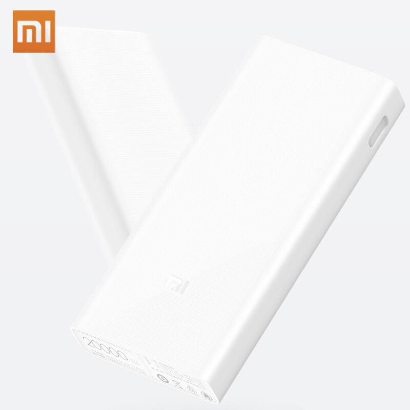 Xiaomi Original Mi Power Bank 2C 18W High-Capacity 20000mAh Support QC3.0 Dual USB Quick Charge Portable Powerbank Fast ChargingXiaomi Original Mi Power Bank 2C 18W High-Capacity 20000mAh Support QC3.0 Dual USB Quick Charge Portable Powerbank Fast Charging