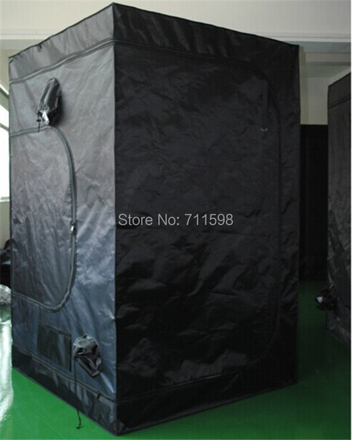 hydroponics indoor grow tent 100*100*180CM Small Grow box for medical plant