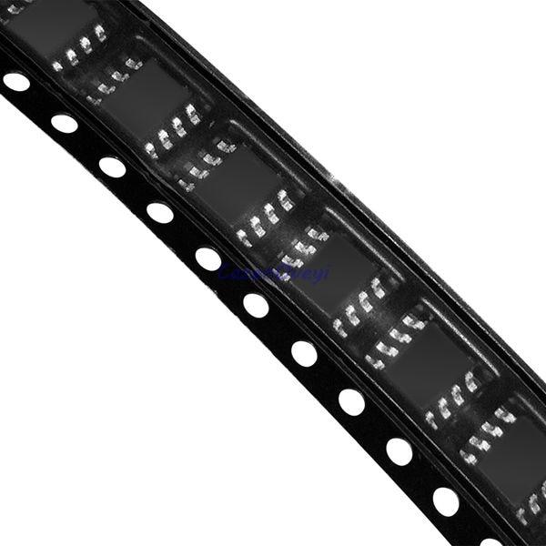 100 stks/partij JRC4558D SOP-8 NJM4558D SOP 4558 SMD 4558D JRC44558 Dual OP AMP In Voorraad