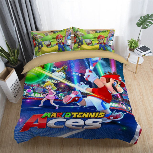 Super Mario Bedding Set